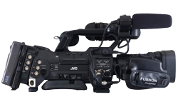 Image of Shoulder-mount/studio live streaming HD camcorder (GY-HM890RE)