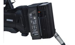Image of Camera Fiber System Powered Hybrid Neutrik Fiber/ RTS Intercom/IDX VMount (FS-790PNVRG)