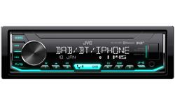 Image of Digital Media Receiver (KD-X451DBT)
