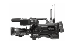 Image of Shoulder-mount/studio live streaming HD camcorder (GY-HC900CHE)