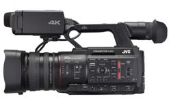 Image of 4K ENG hand-held camcorder (GY-HC500E)