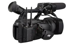 Image of 4K handheld live streaming camcorder (GY-HC550E)
