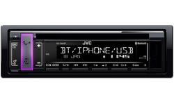 Image of 1-DIN CD Receiver (KD-T801BT)