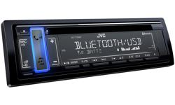 Image of 1-DIN CD Receiver (KD-T709BT)