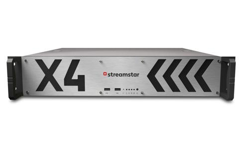 streamstar X4 Generation 2