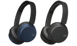 Image of On-ear wireless headphones with noise cancelling function (HA-S65BN)
