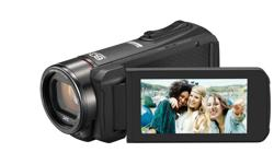 Image of Memory Camcorder (GZ-R445BEU)