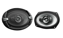 Image of 6'' x 9'' (15 x 23cm) 3-Way Coaxial Speakers (CS-DR693)
