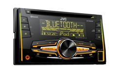 Image of 2-DIN CD Receiver (KW-R920BTE)