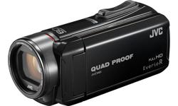 Image of Memory Camcorder (GZ-R410BEU)