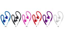 Image of Inner ear clip headphones (HA-EBX5-N-EX)