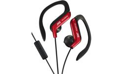 Image of Ear clip headphones for sport with remote & mic (HA-EBR25-R-E)