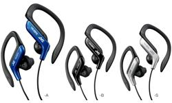 Image of Ear clip headphones (HA-EB75-E)