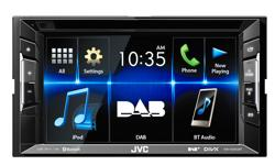 Image of 2-DIN AV Receiver (KW-V235DBT)